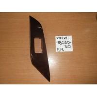 Накладка кнопки стеклоподъемника RR Rh Б/У 7427148060e0