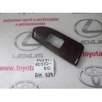 Накладка кнопки стеклоподъемника RR Rh Б/У 7427160210e0