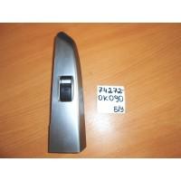 Накладка кнопки стеклоподъёмника RR Lh Б/У 742720K090