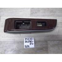 Накладка кнопки стеклоподъемника RR Lh Б/У 7427233290e0