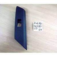 Накладка кнопки стеклоподъёмника RR Lh Б/У 7427242030C0