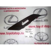 Накладка кнопки стеклоподъёмника RR Lh Б/У 7427248050e0