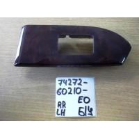 Накладка кнопки стеклоподъемника Б/У 7427260210e0