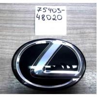 Эмблема Lexus 7540348020