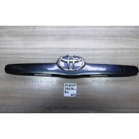 Накладка на крышку багажника Б/У 7681133170B1
