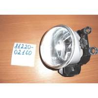 Фара противотуманная левая 8122002160