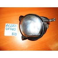 Фара противотуманная Lh Б/У 812200F010