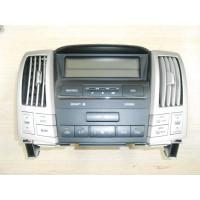 Панель управления климат-контролем Б/У Lexus RX II 8401048310