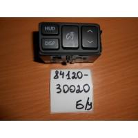 Блок кнопок Б/У 8412030020