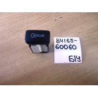 Кнопка включения противотуманных фар Б/У 8416560060