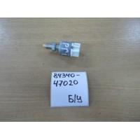 Выключатель стоп сигнала Б/У 8434047020