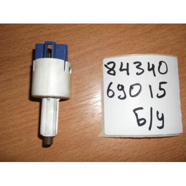 Выключатель стоп-сигнала Б/У 8434069015