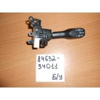 Подрулевой переключатель круиз-контроля Б/У 8463234011