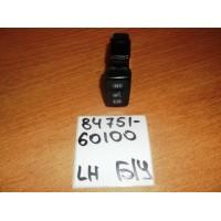 Кнопка обогрева сиденья Lh Б/У 8475160100