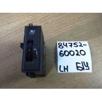 Кнопка обогрева сиденья Lh Б/У 8475260020