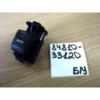 Кнопка стеклоподъемника Б/У 8481033120