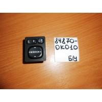 Блок кнопок управления зеркалами Б/У 848700K010
