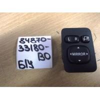 Блок кнопок управления зеркалами Б/У 8487033180b0