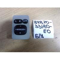 Блок кнопок управления зеркалами Б/У 8487033180e0