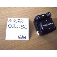 Кнопки управления зеркалами Б/У 8487202050