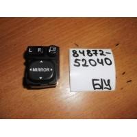 Блок управления зеркалами Б/У 8487252040