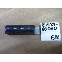 Кнопка памяти сидений Б/У 8492760060