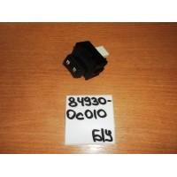 Кнопка закрытия дверей Б/У 849300c010