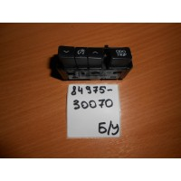 Блок с кнопками Б/У 8497530070