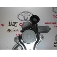 Мотор стеклоподъемника Б/У 857100e022