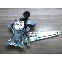 Механизм стеклоподъемника  RR Lh Б/У 6980442040