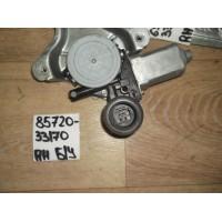 Мотор стеклоподъемника RR Rh Б/У 8572033170