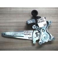 Мотор стеклоподъемника RR Rh Б/У 8572035140