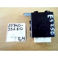 Блок реле стеклоочистителя Б/У 8594033170