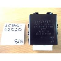 Блок реле стеклоочистителей Б/У 8594042020