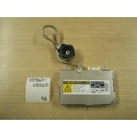 Блок xenon Б/У 8596705010