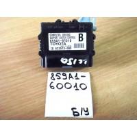 Блок управления Б/У 859A160010