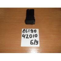 Разъем AUX Б/У 8619042010