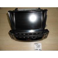 Мультидисплей LEXUS LX570 Б/У 8643160323