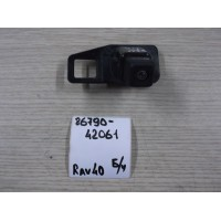 Камера заднего вида Б/У Rav40 8679042061