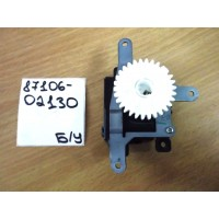 Мотор привода заслонки отопителя Б/У 8710602130