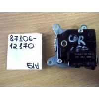 Мотор привода заслонки отопителя Б/У 8710612170