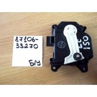 Мотор привода заслонки отопителя Б/У 8710633270