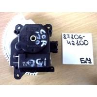 Мотор привода заслонки отопителя Б/У 8710642100