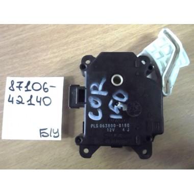 Мотор привода заслонки отопителя Б/У 8710642140