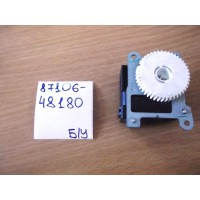 Мотор привода заслонки отопителя Б/У 8710648180