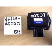 Резистор отопителя RR Б/У (дефект) 8716528020