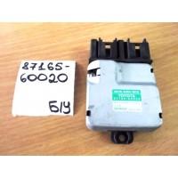 Контроллер отопителя Б/У 8716560020