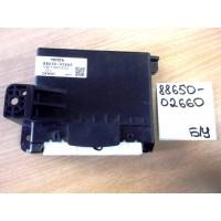Блок управления кондиционером Б/У 8865002660