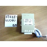 Блок управления сетевым шлюзом Б/У 8911160060