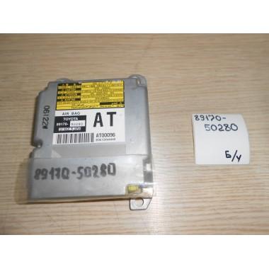Блок управления SRS Б/У 8917050280